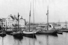 Byhistorie: Holmene som steg opp fra Byfjorden