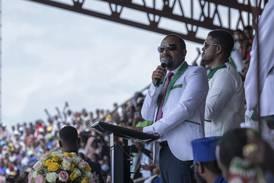Abiys parti med brakseier i Etiopias omstridte valg