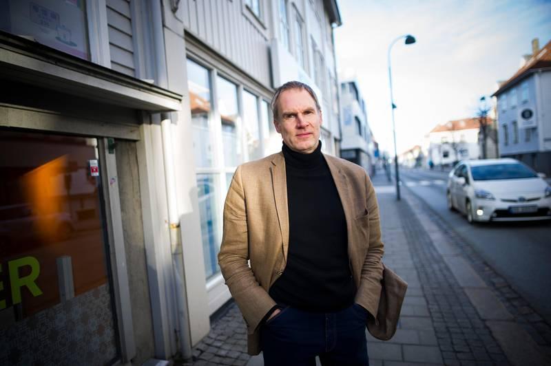 Erik T. Hirth, daglig leder i det kommunale foretaket Stavanger Byggdrift KF.