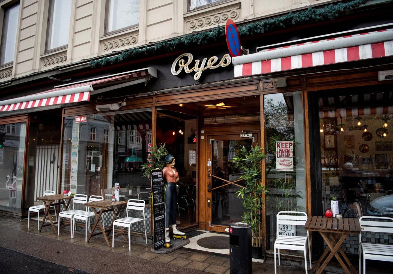 LEGGES NED: Populære Ryes bar på Grünerløkka legges ned i midten av desember.