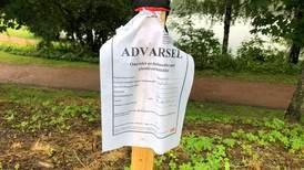 Reagerer på bruk av omstridt plantevernmiddel langs populær turvei
