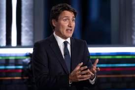 Valget i Canada er i gang: — Trudeau gjorde en utrolig dum feilvurdering