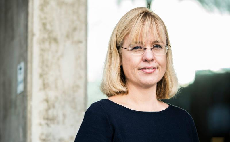 Oslo  20171116. Direktør i Språkrådet, Åse Wetås. Foto: Mariam Butt / NTB