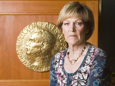 Inger-Marie Ytterhorn er død