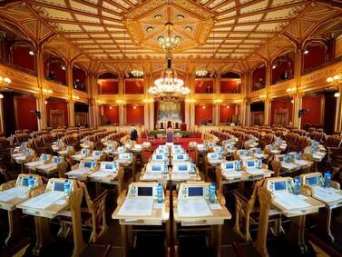 Stortinget – en honningkrukke?