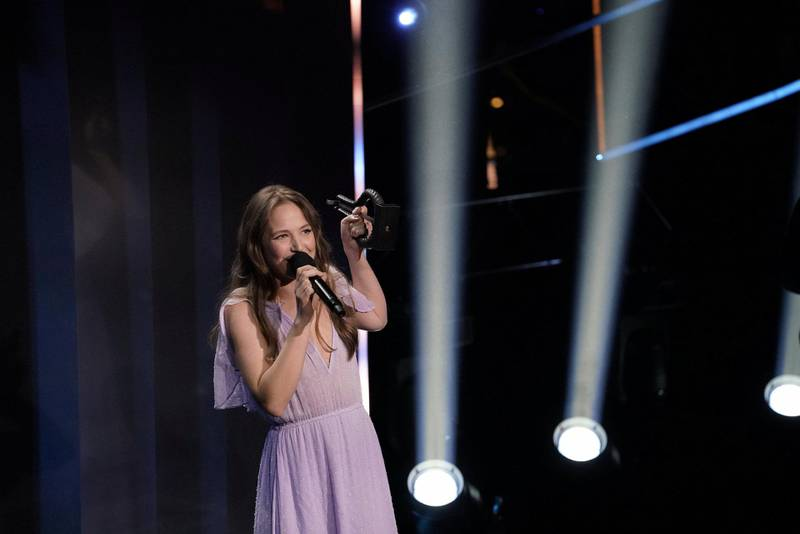 Spellemann-vinner Malin Pettersens program «Kåbbåi» på NRK P13 kuttes fra neste år. Foto: Fredrik Hagen/NTB