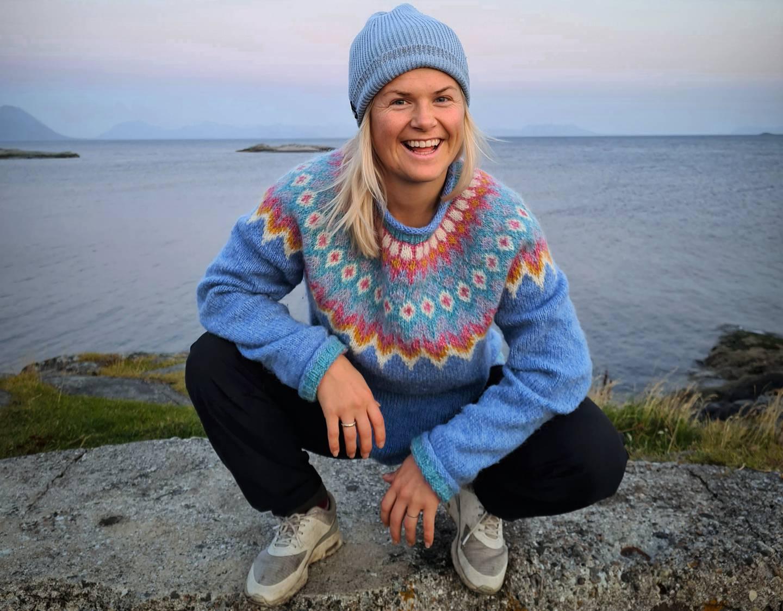 Nina Bull-Engelstad (31) fra gir ut bok om hvordan skape mot for å bli den man ønsker.