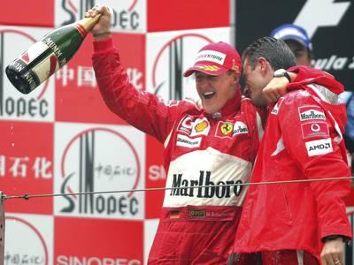 Schumachers liv blir dokumentar: – Savner ham hver dag