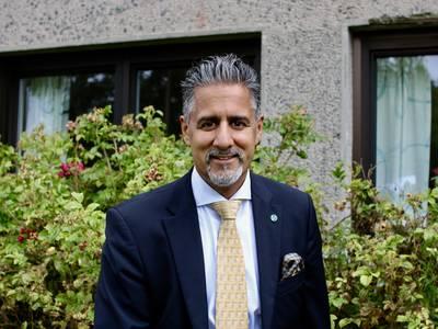 Abid Raja om oppveksten: – Det hadde aldri gått bra med meg uten frivilligheten
