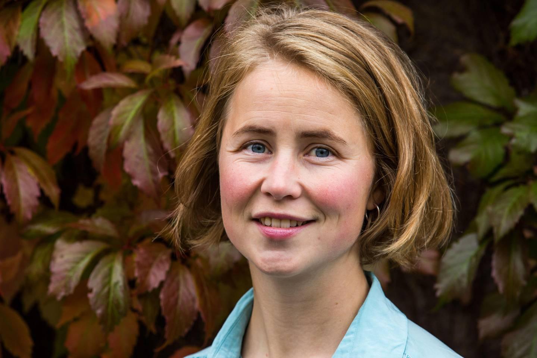 Oslo  20170919. Ny leder av Framtiden i våre hender, Anja Bakken Riise. Foto: Mariam Butt / NTB