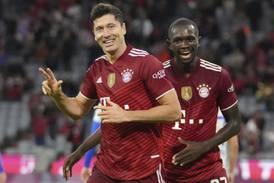 Lewandowski strålte i Bayerns storseier