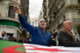 Algeries president benåder demonstranter