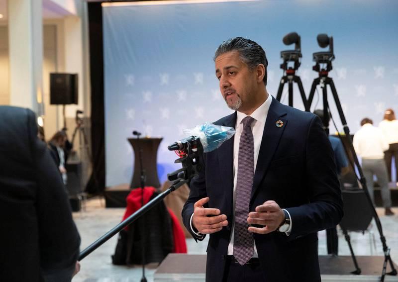 Kulturminister Abid Raja får mange krav mot seg på grunn av koronakrisen.                                      Foto: Terje Bendiksby/NTB scanpix