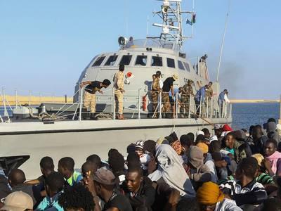 Leger Uten Grenser: Norsk støtte til Libyas kystvakt er hårreisende