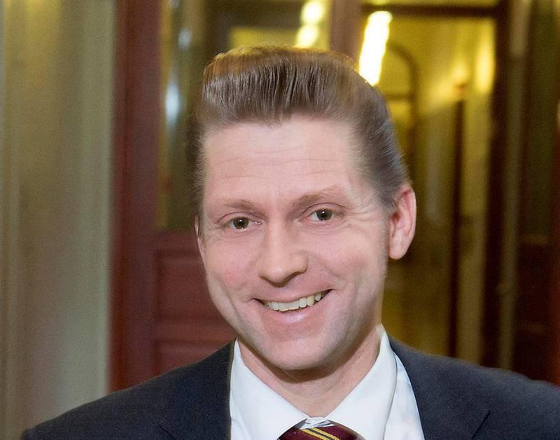 Statssekretær Jørgen Næsje.