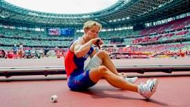 Guttormsen ute av OL med lårskade: – Det suger