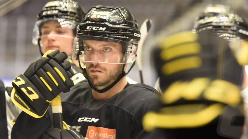 Joey Martin. Foto: Kristoffer Knutsen