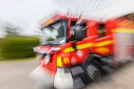 Brann i barnehage i Drammen