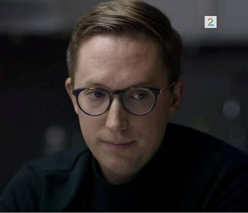 Søndag kveld viste TV 2 «Vårt lille land», der Kristian Tonning Riise ble intervjuet. Programmets tittel var «Ute i kulden». FOTO: SKJERMDUMP/TV 2