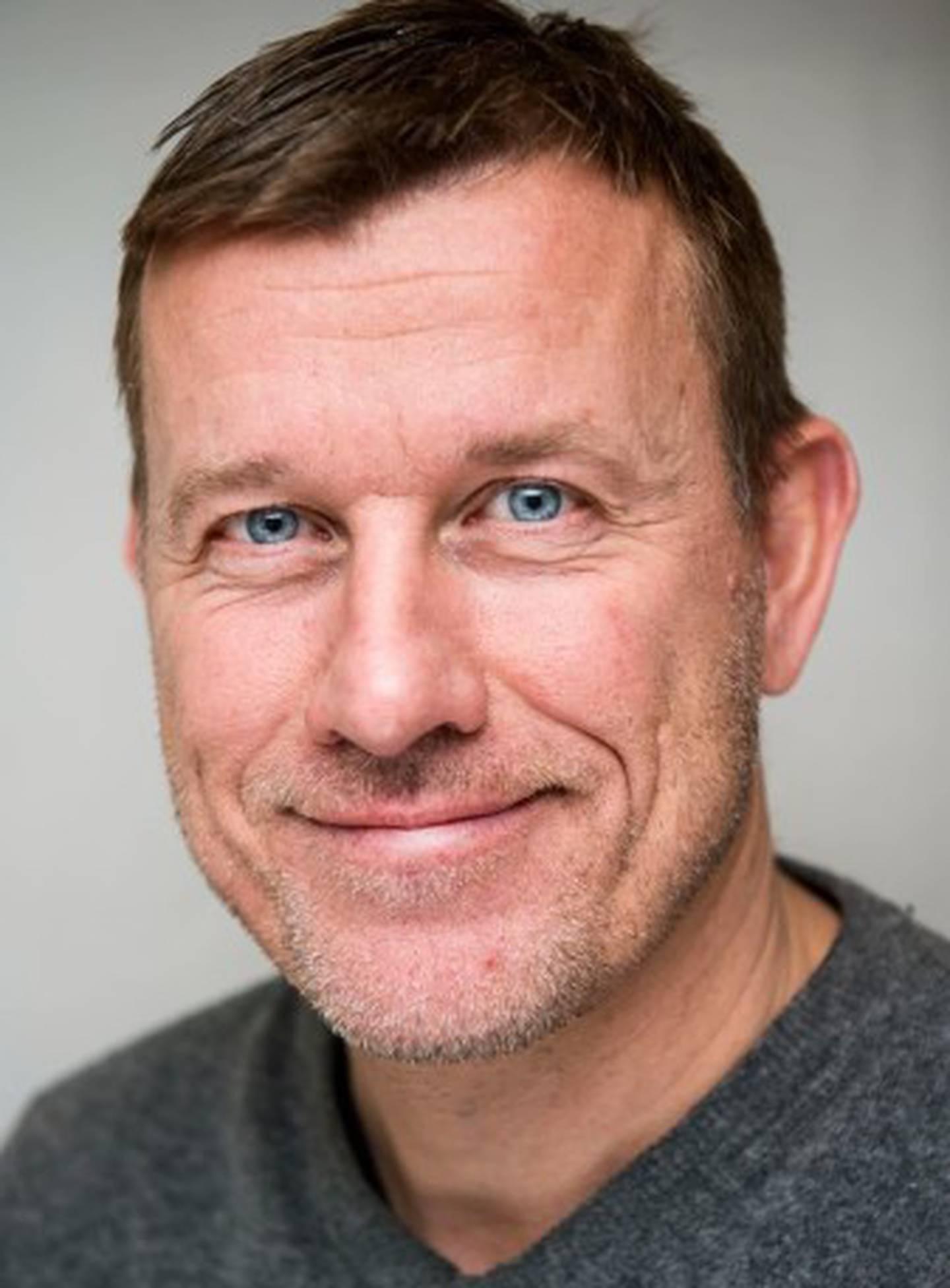 Forsker Svenn-Erik Mamelund