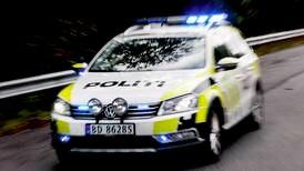 Trafikkulykke i Sandnes: Store materielle skader