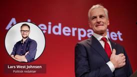 Sosialdemokrati på bølgetopp