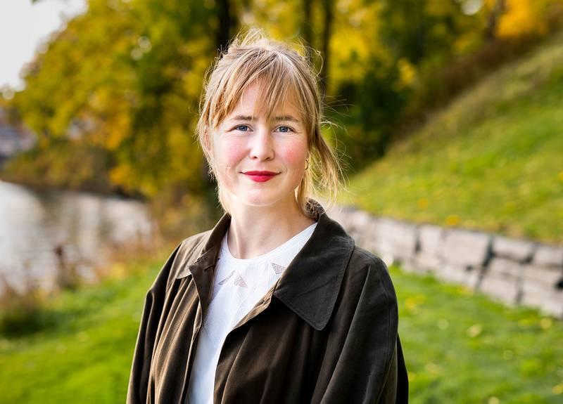 Anja Bakken Riise, leder i Framtiden i våre hender.