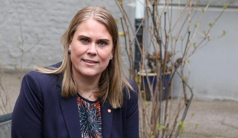 Stortingsrepresentant Siri Gåsemyr Staalesen ønsker å bli sittende på Stortinget.
