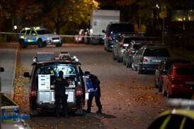 Voldelige kriminelle i Sverige blir mer voldelige