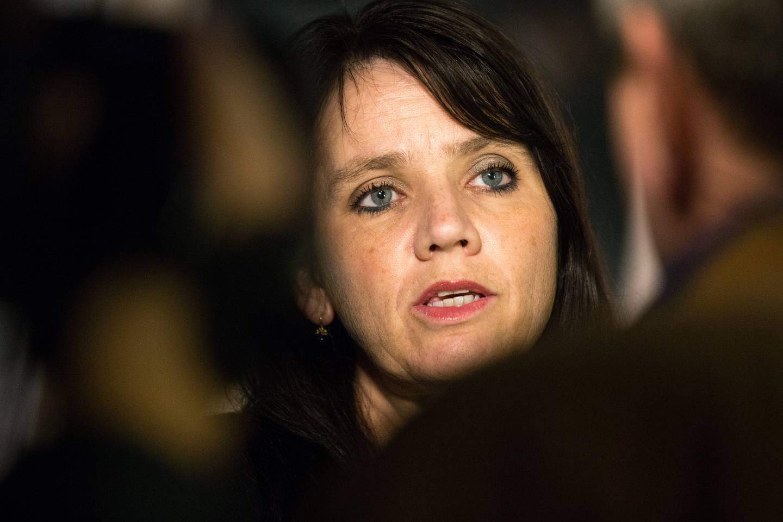 Spekter-direktør Anne-Kari Bratten tror årets lønnsoppgjør vil ende nærmere 3 prosent enn 2,2. Heller ikke i år blir det streik, spår hun. Foto: Audun Braastad / NTB