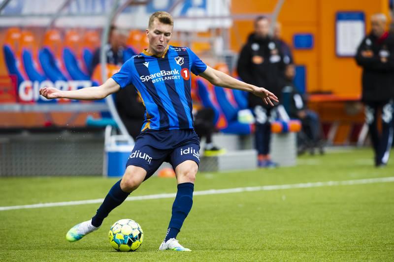 Jesper Isaksen returnerer til klubben han vokste opp i etter bare 1,5 år i Stabæk. Foto: Svein Ove Ekornesvåg / NTB