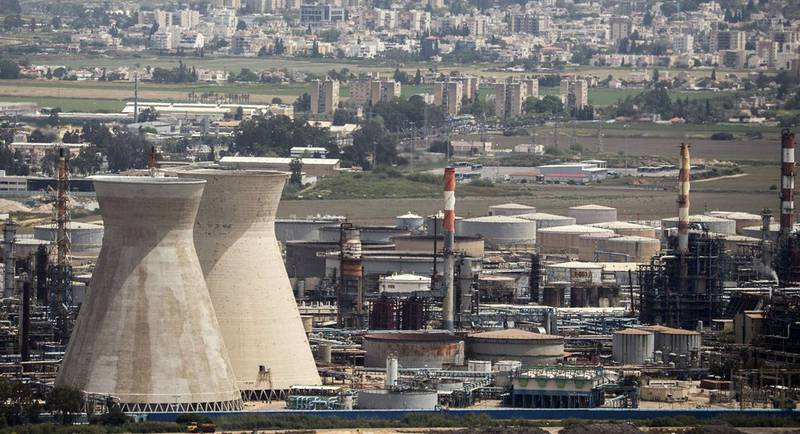 Det er oppdaget et nytt gassfelt i Middelhavet, vest for den israelske havnebyen Haifa der det allerede er oljeraffinerier. Israel ønsker samarbeid med Norge på gassutvikling og oljeminister Tord Lien vil samarbeide mer om forskning.