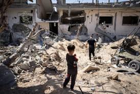 Nå må Gaza ryddes: – Det er rett og slett fare for liv