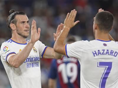 Bale-scoring for Real Madrid i heseblesende poengdeling mot Levante