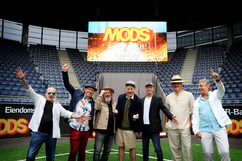 Neste år får du to muligheter til å oppleve Mods på SR Bank Arena. Arrangørene satser på 50.000 solgte billetter.
