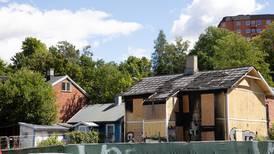 Byantikvaren protesterer mot riving av verneverdige hus