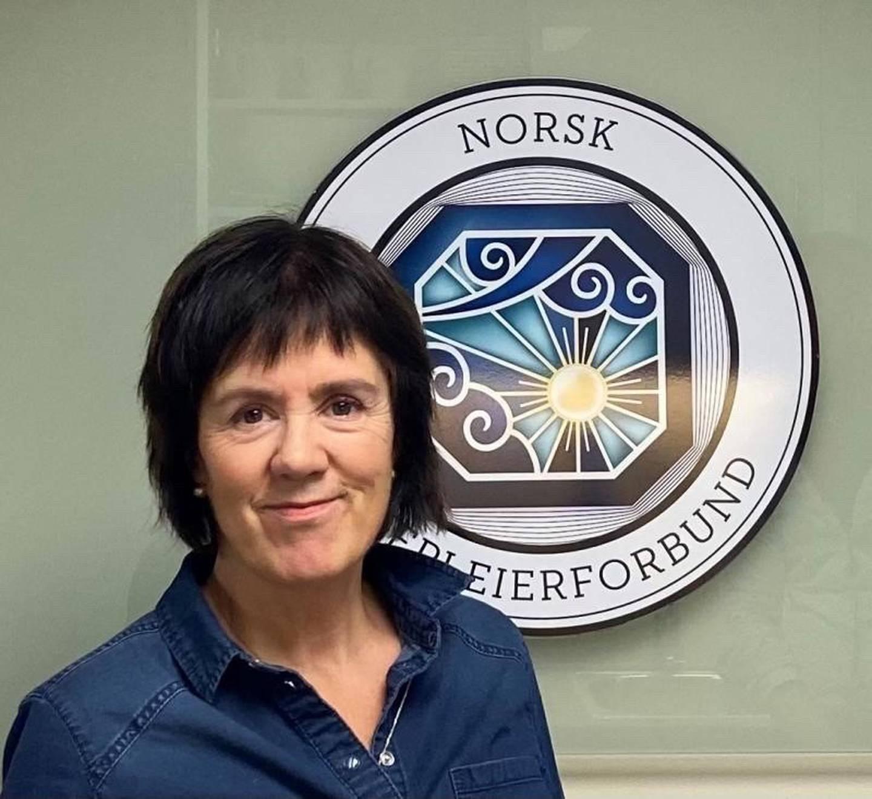 Linda Lavik er fylkesleder for Viken i Norsk Sykepleierforbund.