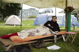 Tyske klimaaktivister har avsluttet sultestreik