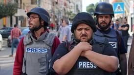 Libanesisk journalist: – Presset mot journalister i Midtøsten vokser