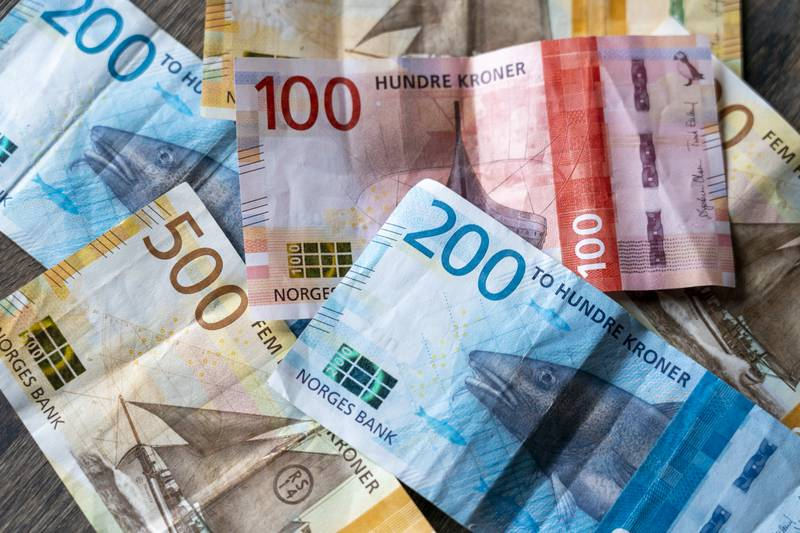 I det første halvåret i år blei det betalt rekordmykje i inkassogjeld.  Foto: Gorm Kallestad / NTB / NPK