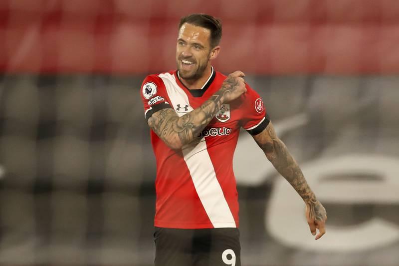 Danny Ings bytter ut Southampton med Aston Villa. Foto: Andrew Boyers / AP / NTB