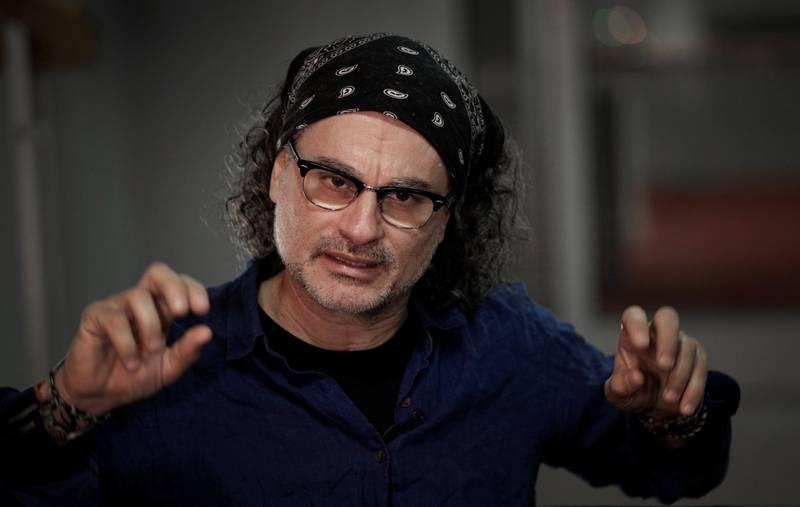 – Enten bryter det ut en helvetes borgerkrig i USA, eller så vil California kreve selvstendighet, mener Zaid Doueiri, som i dag  åpner Arabiske filmdager med Oscar-nominerte «Fornærmelsen.