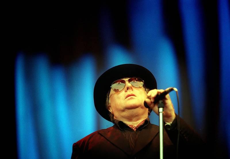 20000610   Konserter, musikkfestivaler,  NORWEGIAN WOOD-festivalen i Frognerparken.   Van Morrison   20000613, 20010609