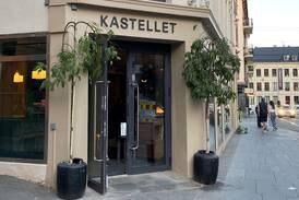 Restaurant Kastellet: Lokalet er en nytelse i seg selv, men bare vent til du får maten