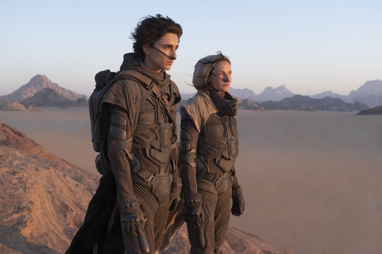 Denis Villeneuves versjon av science fiction-klassikeren «Dune» kommer på kino i september. Samme regissør har også spin off-serien «Dune: The Sisterhood» på gang. Han er også med på TV-dramatiseringen av Jo Nesbøs «Sønnen» som skal komme på HBO Max.