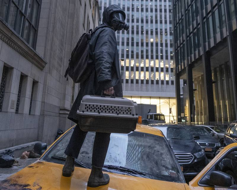 Yorick Brown er den eneste mannen igjen i verden i «Y: The Last Man». Skal han redde verden, må guttemannen først reddes fra seg selv.