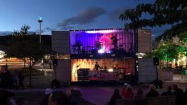 Plenen på Strømsø: Høy miljøfaktor og musikalske spirer