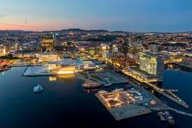 311 nye koronasmittede registrert i Oslo siste døgn
