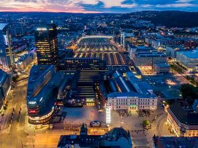 156 nye koronasmittede registrert i Oslo siste døgn