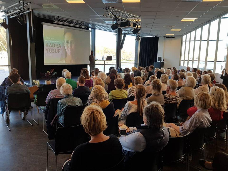 Drammen Kvinnesaksforening